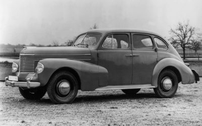 En Opel i luksusklassen