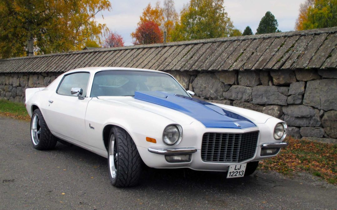 Street Machine – 1970 Camaro