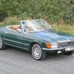 Mercedes SL – Klassisk, åpen og elegant