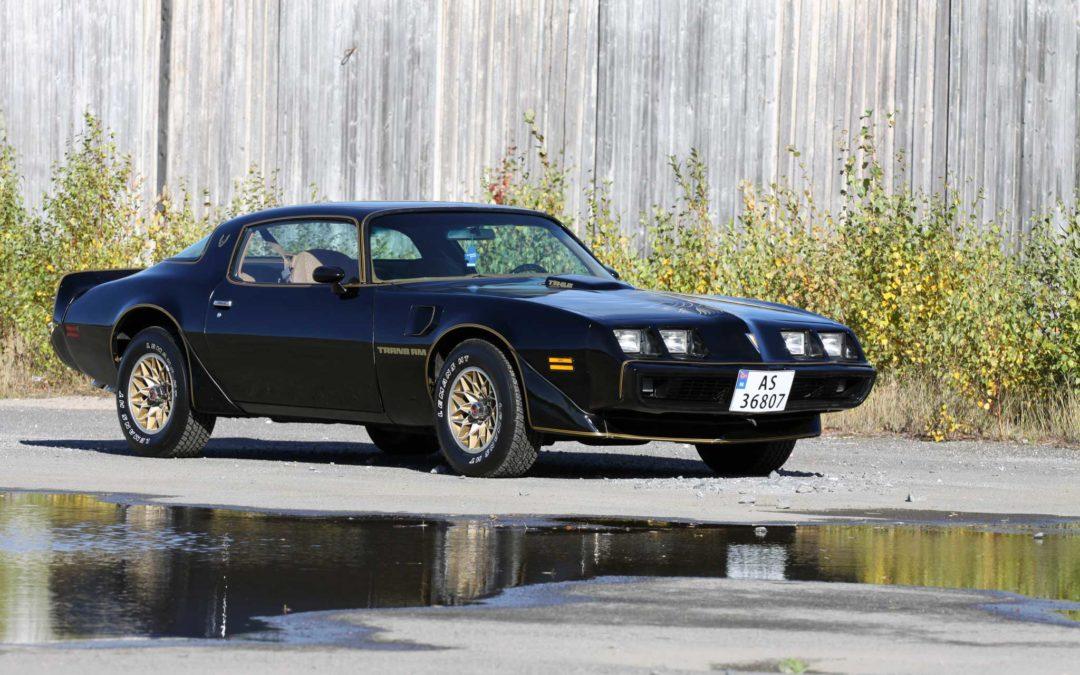 Tommy fant drømmebilen i USA