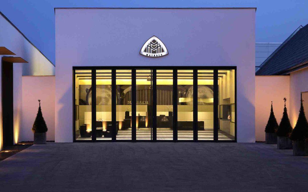 Maybach – det tyske motstykket til Rolls Royce