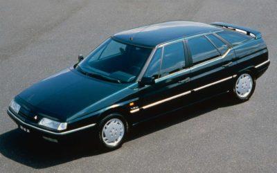 Citroen XM – årets bil 1990
