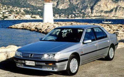 Peugeot 605 – i år er den veteran