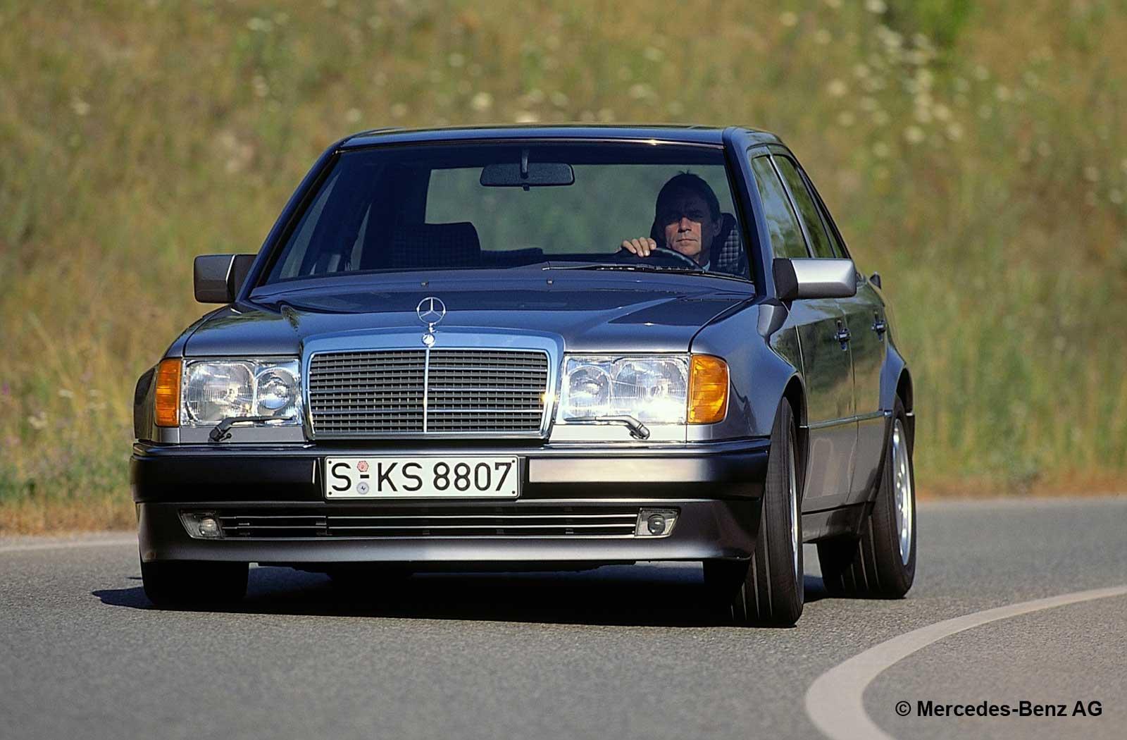 Mercedes-Benz 500E