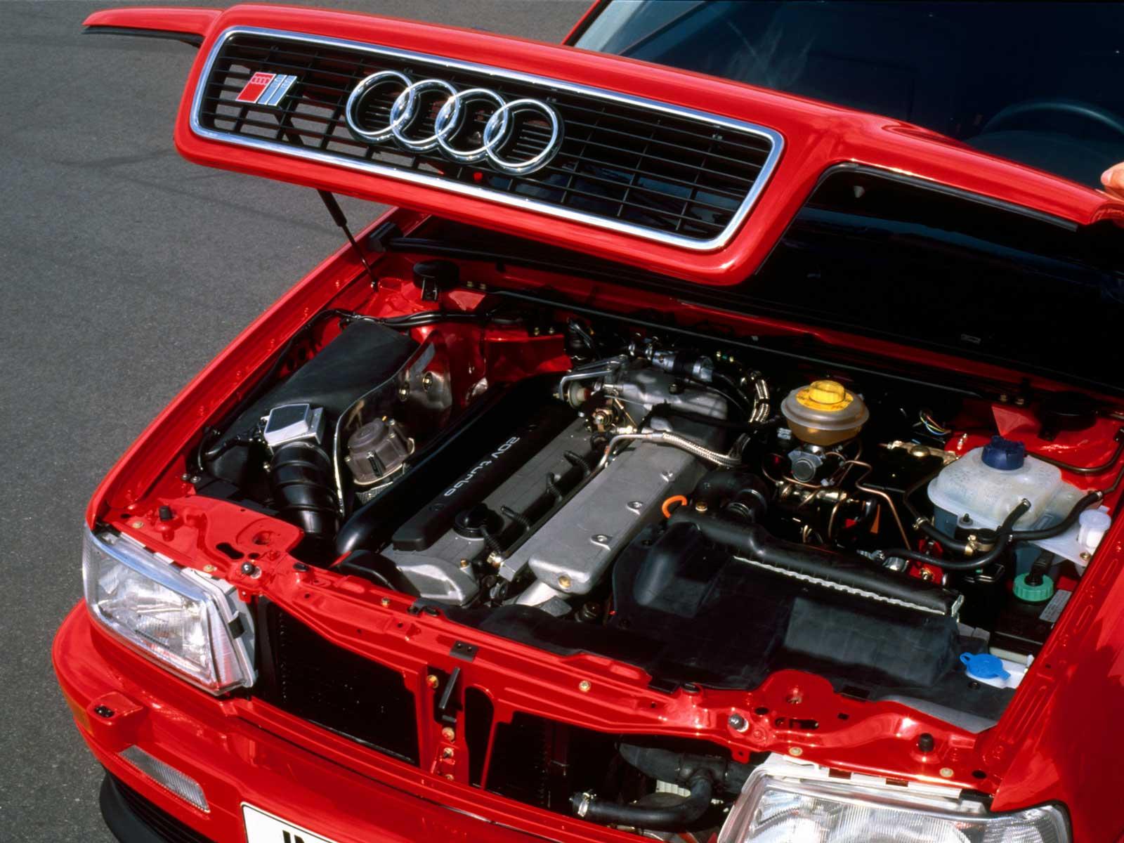 Audi S2 Engine