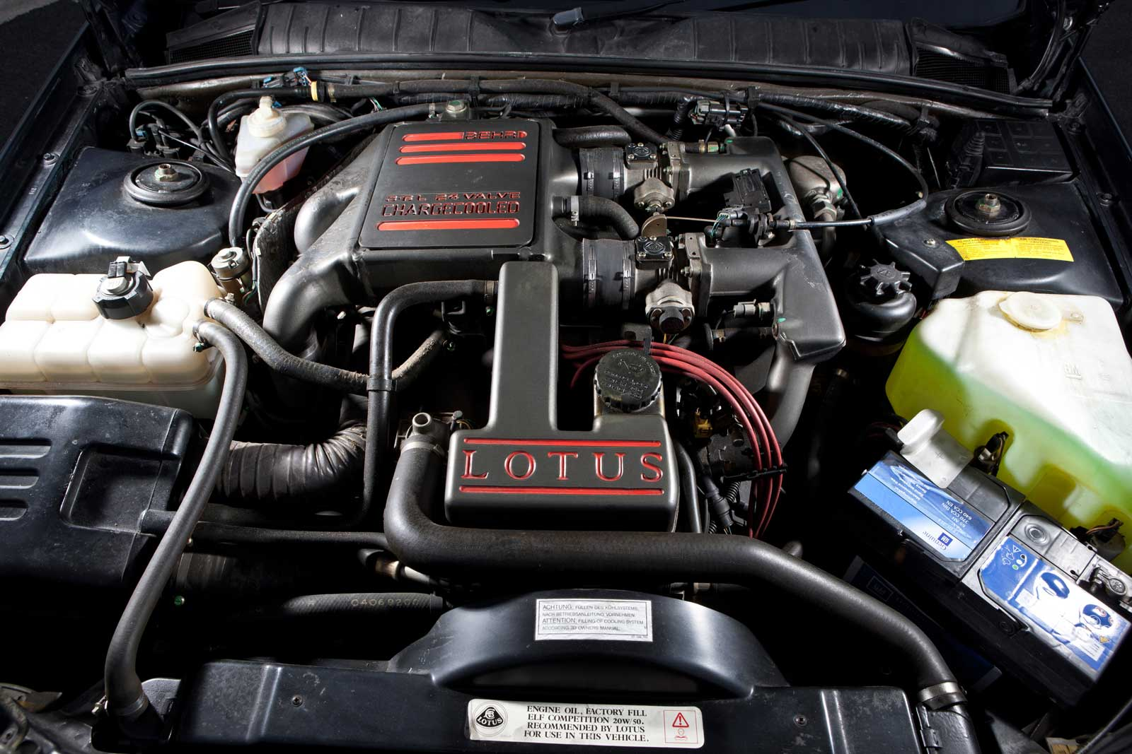 Lotus Omega/Carlton Engine