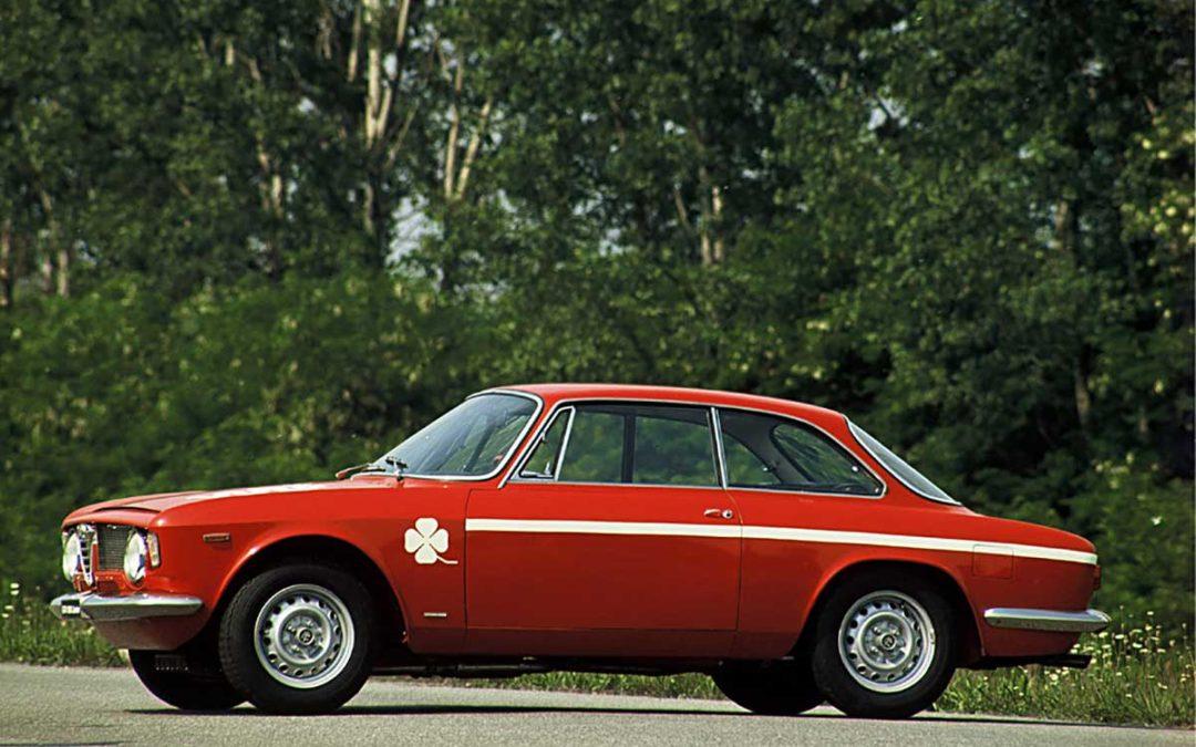 Alfa Romeos coupéer – Eleganse og ytelse