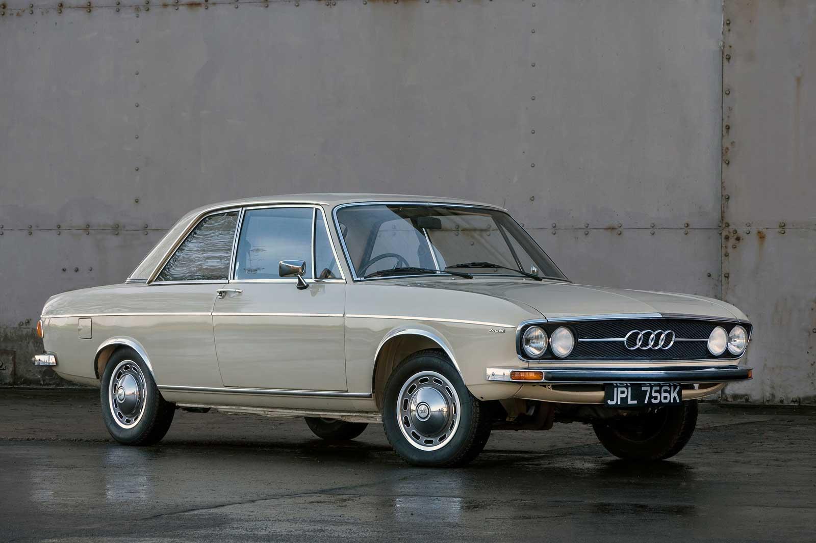 Audi 100 2 door