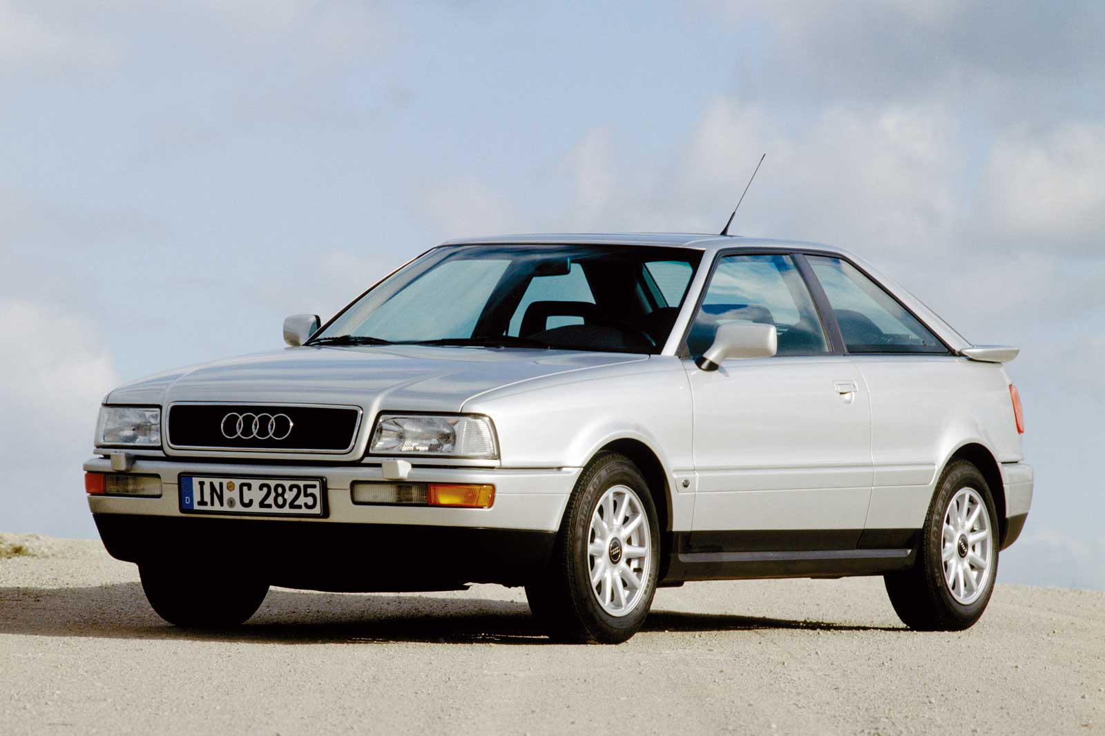 Audi Coupe B3 Facelift