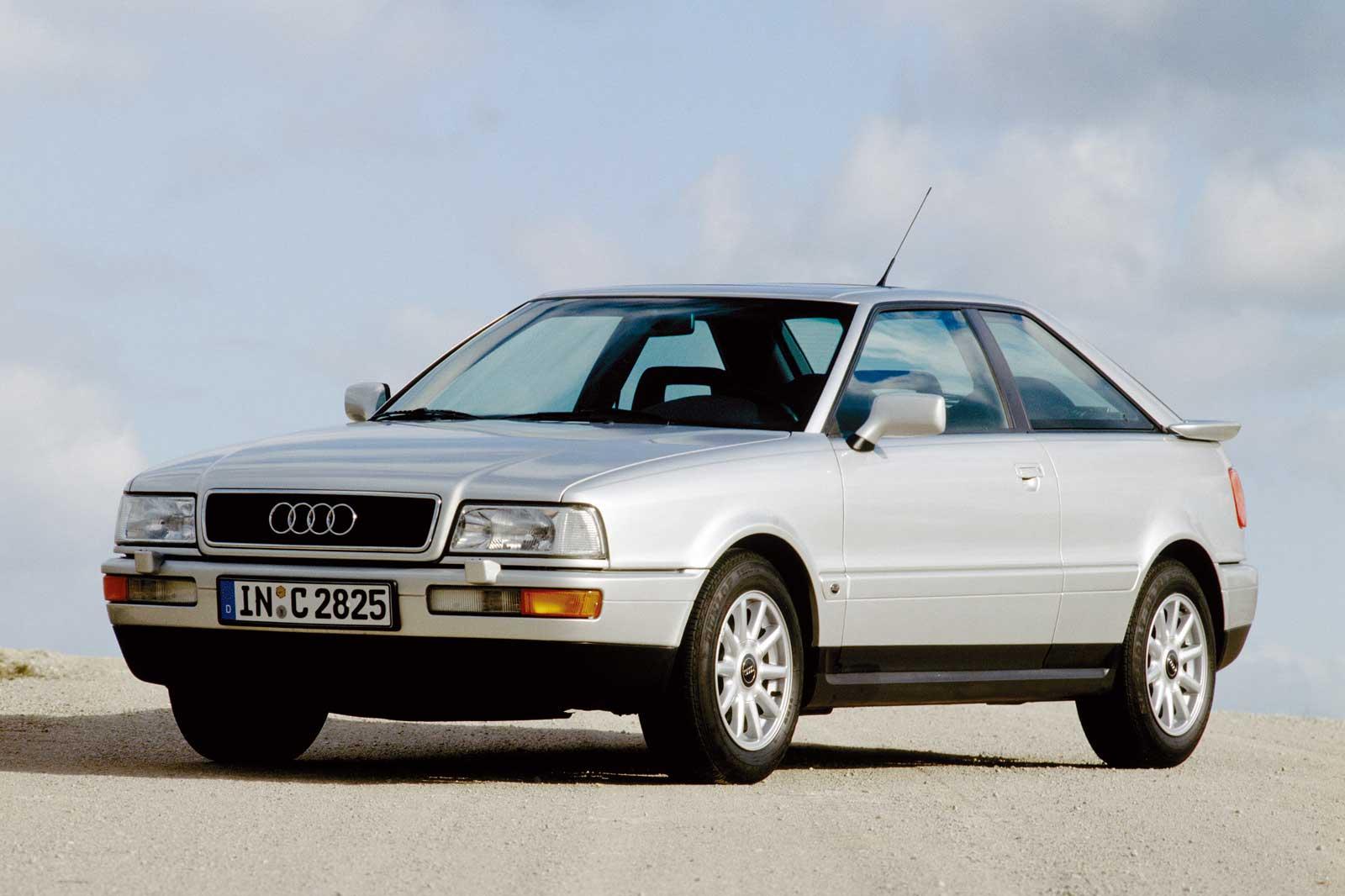 Audi Coupe B3 Facelift